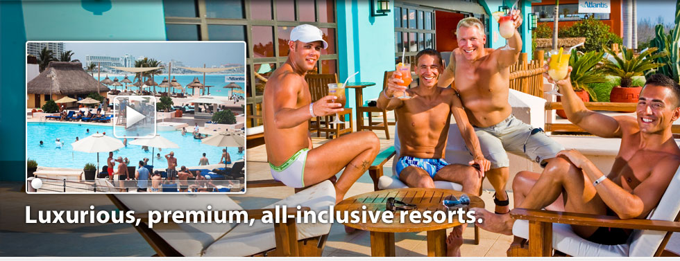 Lesbian friendly all inclusive resorts opinion